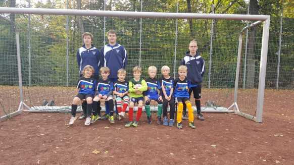 F - Jugend TusHoberge 2018